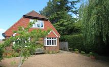3 bedroom Detached home for sale in Stream Lane, Hawkhurst...