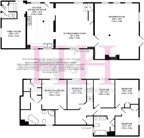 Floor Plan, House
