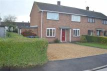 3 bed semi detached house in Bulkington Road, Wolvey...