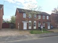 semi detached property in The Ridgeway, Burbage...