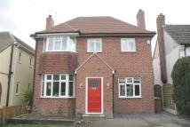 Detached home for sale in Sapcote Road, Burbage...