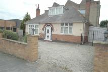 Detached Bungalow to rent in Hinckley Road...