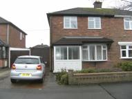 3 bed semi detached property in Colts Close, Burbage...
