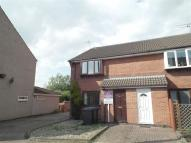 Town House to rent in Wood Street, Hinckley...