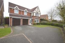 Detached house in Windrush Drive, Hinckley...