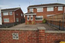 semi detached house in Ark Royal, Bilton, Hull...