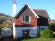 3 bedroom Detached house for sale in Bennetts Hill, Sidmouth...