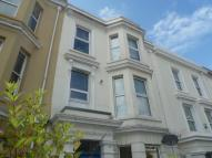 Flat in Devonport Road, Plymouth...