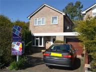 Detached home in Towning Close...