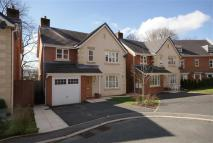 4 bed Detached house in Clarendon Gardens...