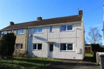 semi detached property for sale in Fitzalan Road, Bedale