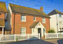 Detached property in Skylark Lane, Camber...