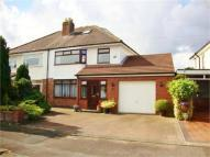 11 Barrowfield Road semi detached house for sale