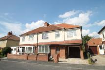 4 bedroom semi detached house in Slingsby Grove, York...