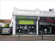 Southbourne Grove Shop to rent