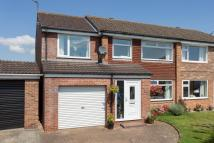 semi detached home for sale in Windsor Drive, Wigginton...