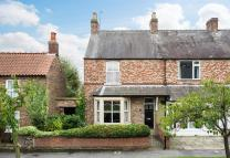 3 bed End of Terrace home for sale in The Village, Haxby, York...