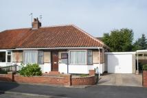 Semi-Detached Bungalow in Hawthorne Avenue, Haxby...