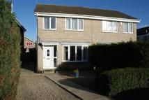 3 bed semi detached property in Butters Close, Wigginton...