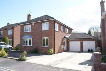 4 bed Detached home for sale in Forest Close, Wigginton...
