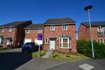 semi detached home in Goldcrest Way...