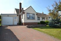 Semi-Detached Bungalow in Combe Avenue, Portishead.