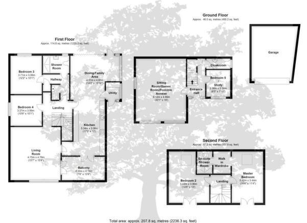 Possible Potential Floorplan