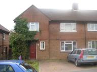 semi detached home in Dunstans Croft, Mayfield...
