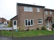 1 bedroom property in Jenkins Close...