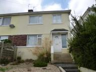 semi detached house in Wembury Road, Elburton...