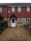 Terraced home in Cadhay Close, New Milton