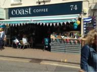 COAST Cafe to rent