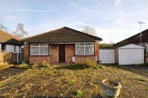 2 bed Detached Bungalow for sale in Parkfield Road, Uxbridge...