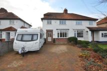 4 bedroom semi detached house for sale in Copthall Road East...