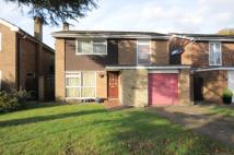 3 bed Detached house for sale in Abingdon Close...
