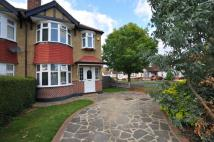3 bed home for sale in Kenbury Close, Ickenham...