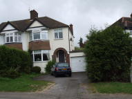 3 bedroom semi detached property to rent in Bower Hill, Epping, CM16