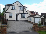 Detached house in Theydon Park Road...