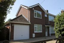 Detached property to rent in Pound Lane, Burley, BH24