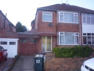 3 bed semi detached home in Kendal Rise, Tettenhall...