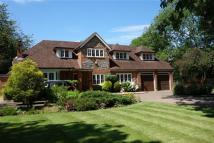 Detached property in Mill Lane, Hurley...