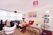 Rosebery Avenue Flat to rent