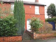 End of Terrace house in Grove Avenue, Lymm...