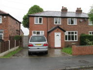 4 bedroom semi detached property in Adey Road, Lymm, WA13
