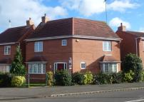 Detached property in Station Road...