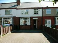 Terraced property in Glendower Avenue...