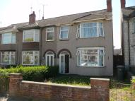 3 bed End of Terrace house to rent in Longfellow Road, Wyken...