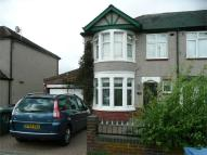 semi detached property in Denbigh Road, Coundon...