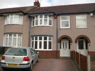 Terraced property in William Bristow Road...