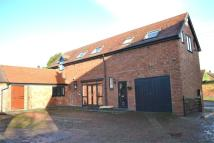 4 bed Barn Conversion for sale in Wall Hill Road, Corley...
